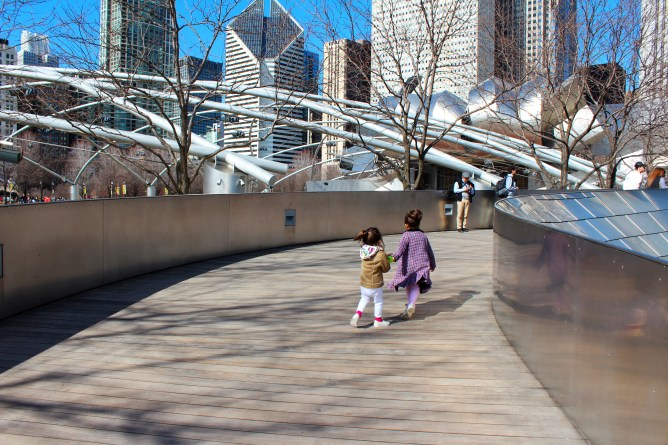 Maggie Daley Park Chicago 1