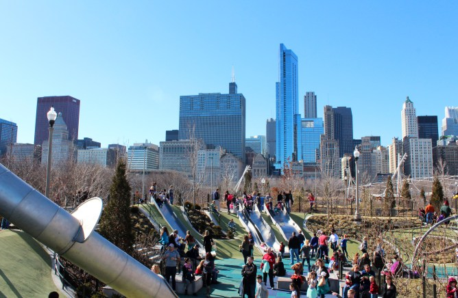 Maggie Daley Park Chicago 5