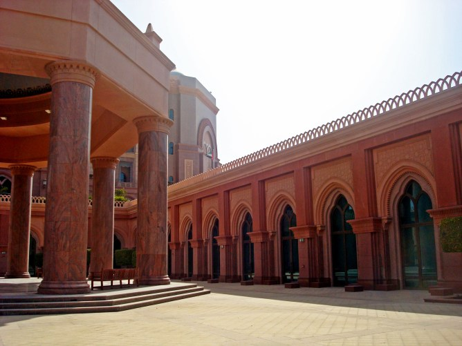 Emirates Palace Abu Dhabi 10