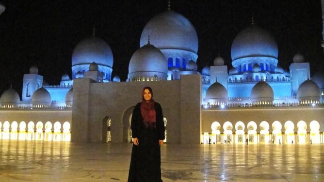 Sheikh Zayed Mosque Abu Dhabi 15