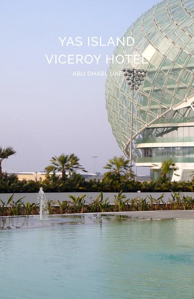 Yas Island Viceroy Hotel 22