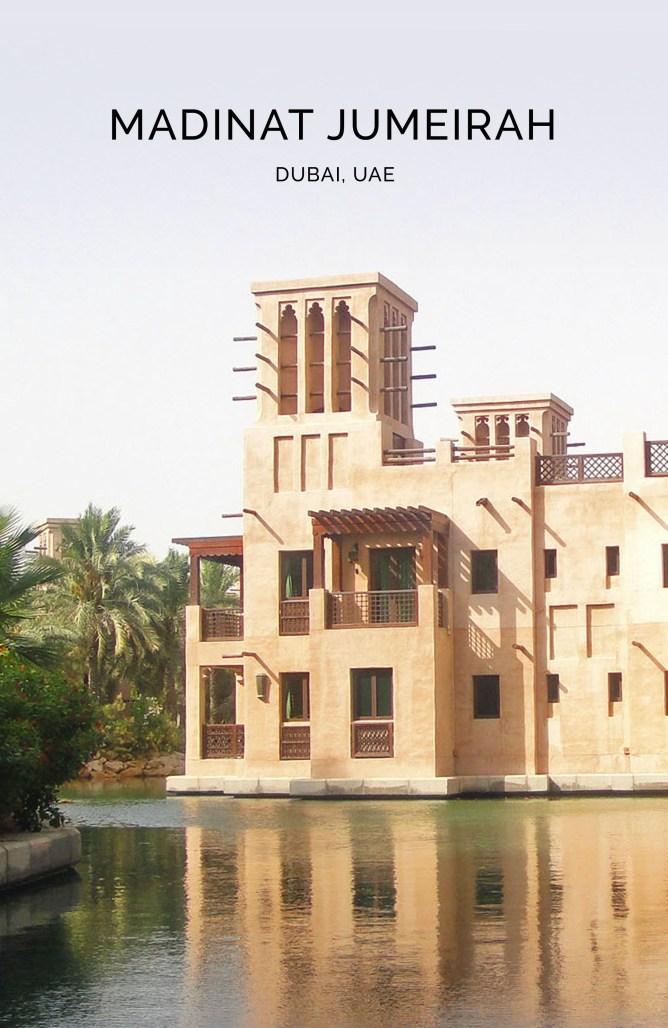Madinat Jumeirah Dubai 19