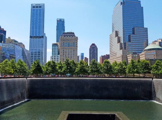 911 Memorial NYC 1