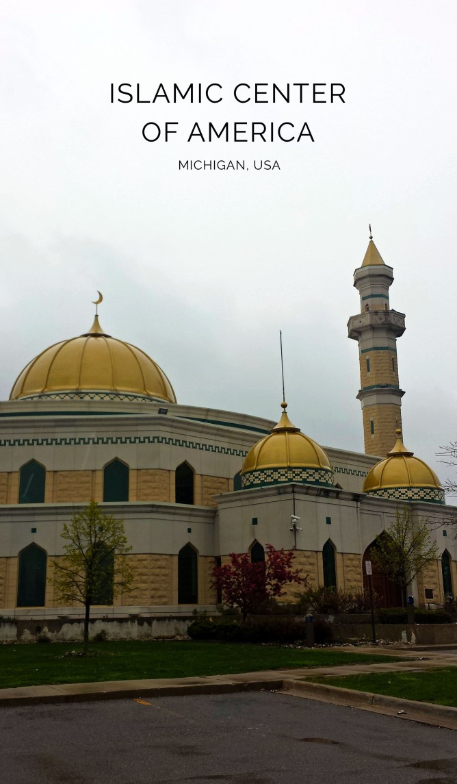 Islamic Center Dearborn Michigan 6