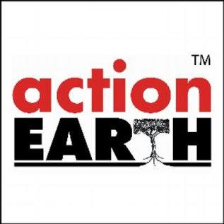 Action Earth logo