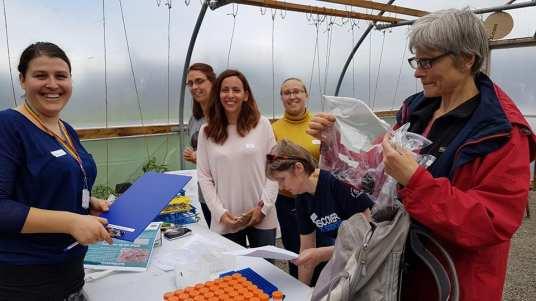 Soil bacteria PLANT Science workshop