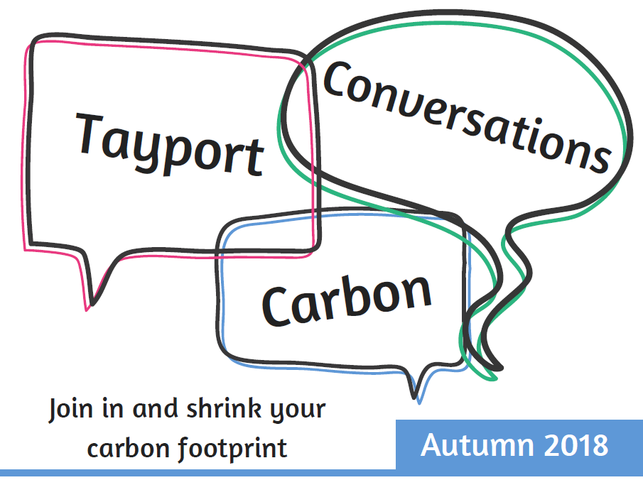 Carbon Conversations Autumn 2018 Header
