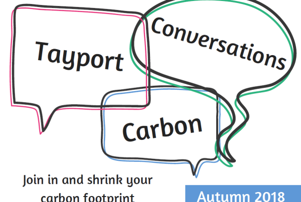 Carbon Conversations Autumn 2018 Header