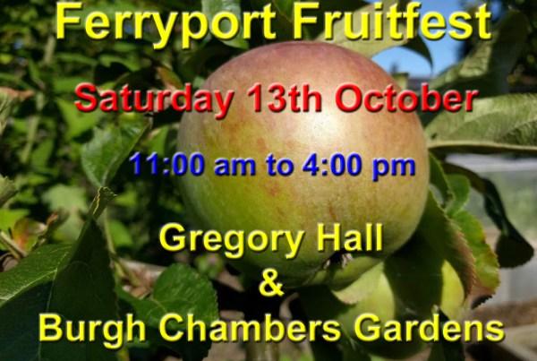 Fruitfest Poster 2018