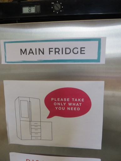 Dundee community fridge