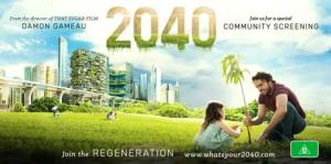 2040 - online movie screening and panel discussion