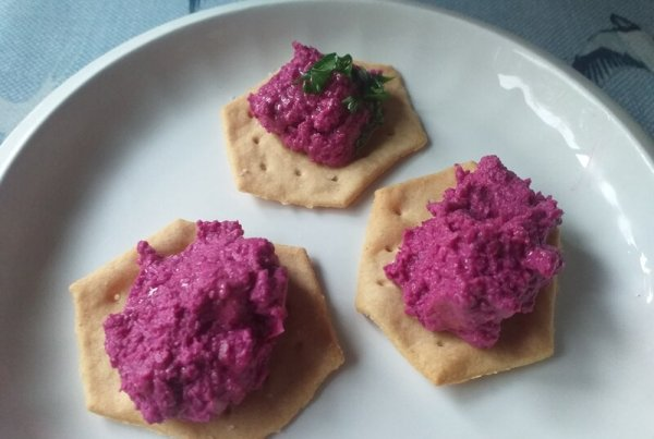 Cooking with beetroot