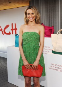 Coach Hosts An Evening Of Cocktails And Shopping To Benefit The Children's Defense Fund