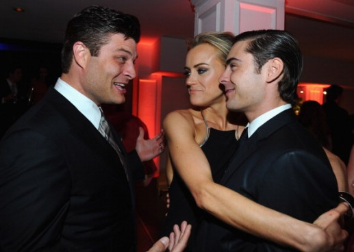 """Premiere Of Warner Bros. Pictures' """"The Lucky One"""" - After Party"""
