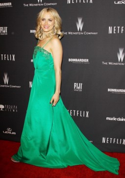 The Weinstein Company And NetFlix 2014 Golden Globe Awards After Party