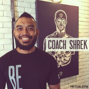 Coach Shrek