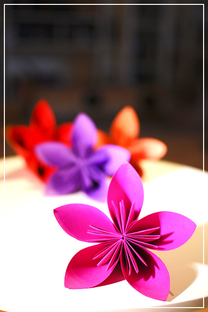 Kusadama Flowers