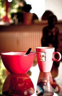 2. Reste vom Frühstück