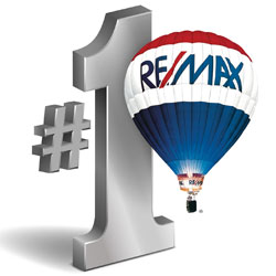 RE/MAX agents constitute the world's most productive real estate sales force.