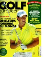 Les Hauts d'Agadir – Golf européen – Avril 2015