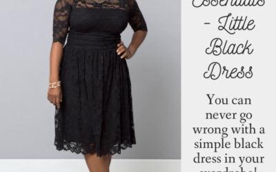 Essentials – Little Black Dress