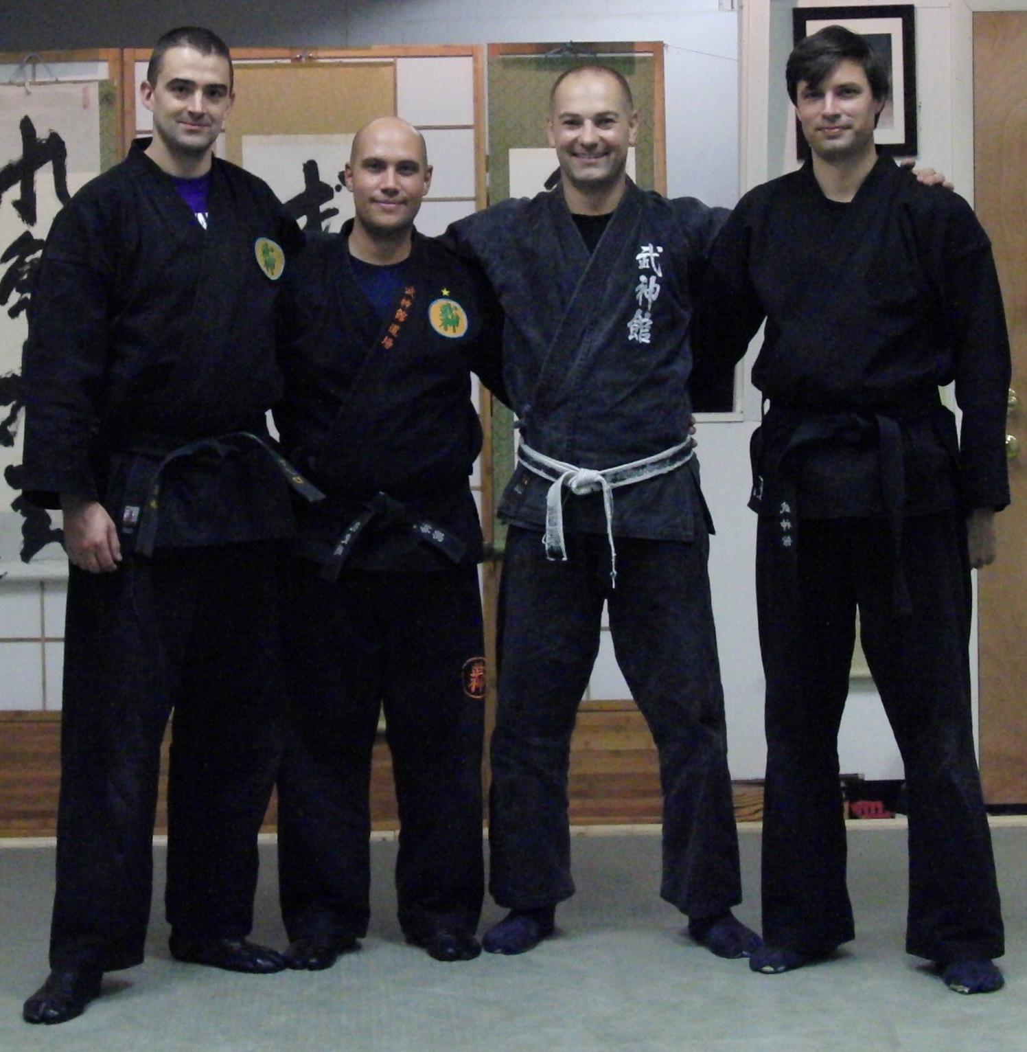Tanuki dojo 2009 020