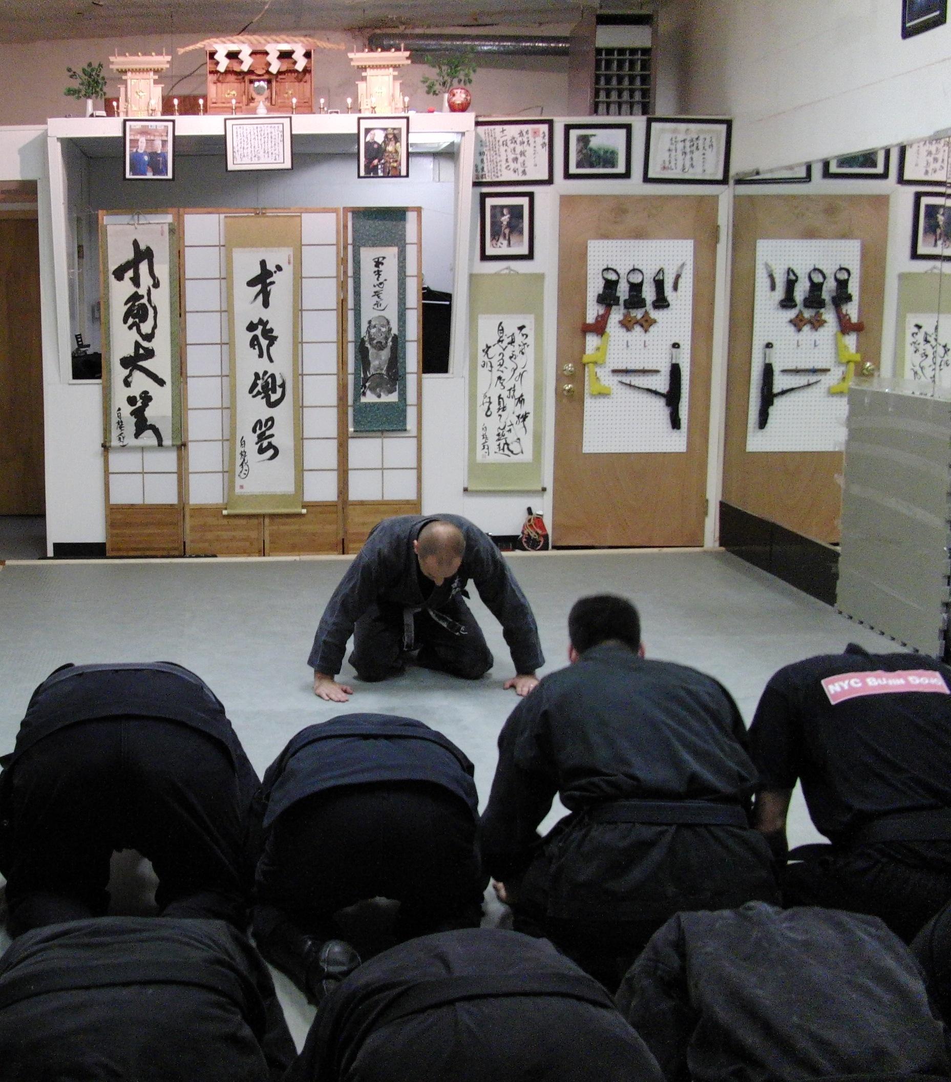Tanuki dojo 2009 074