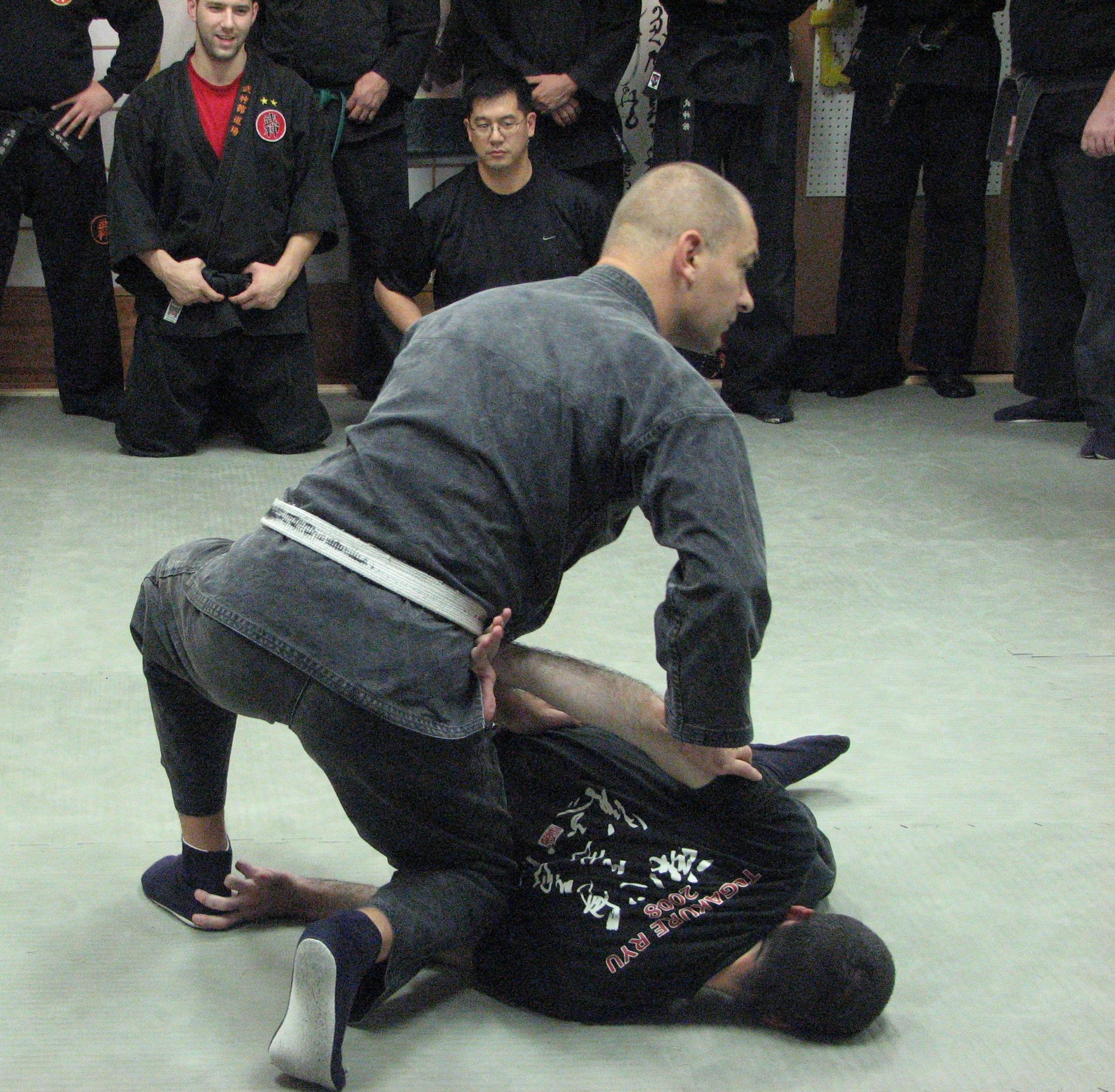 Tanuki dojo 2009 124