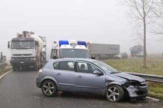5 romani mor zilnic, in accidente rutiere. Soselele noastre raman cele mai insangerate din intreaga UE