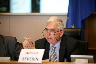 Adrian Severin contesta sentinta definitiva in cazul spagii cerute in Parlamentul European