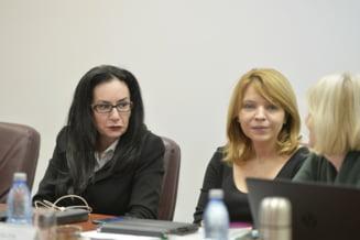 Alina Ghica, judecatorul care a blocat Inalta Curte la cererea lui Dragnea, a fost desemnata in dosar in urma cu doar doua zile