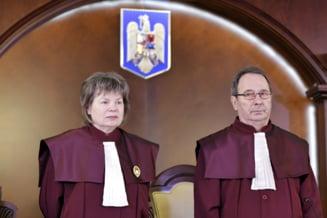 """Asociatiile magistratilor critica dur Curtea Constitutionala pentru ignorarea deciziei CJUE: """"Decizia CCR este o insiruire de sofisme menite sa arunce in aer ordinea de drept European"""""""