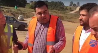 Ce experienta are Razvan Cuc, propus de Dancila la Transporturi: Inaugurari de proiecte neterminate si vizite pompieristice pe santiere