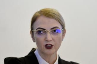 Lia Savonea anunta controale care o vizeaza pe sefa ICCJ. Cristina Tarcea: Am drept de vot in CSM, vot pe care nu-l poate controla si de care vrea sa scape