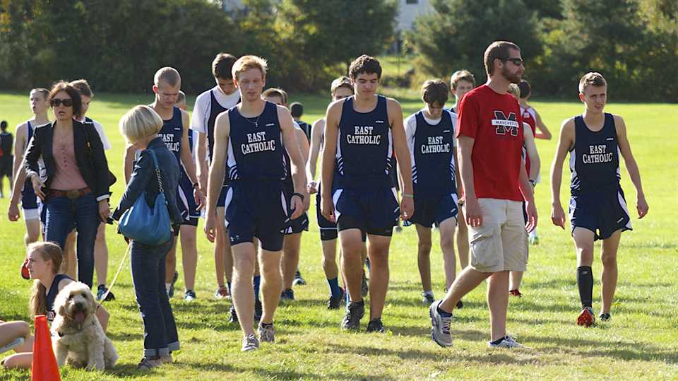 East Catholic High School Cross Country