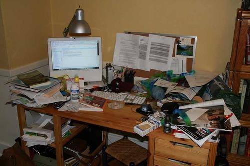 Ordnung Auf Dem Schreibtisch 2021