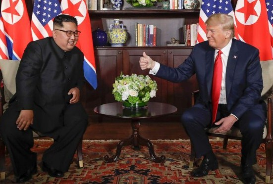Kim Jong-un wants to meet Donald Trump again