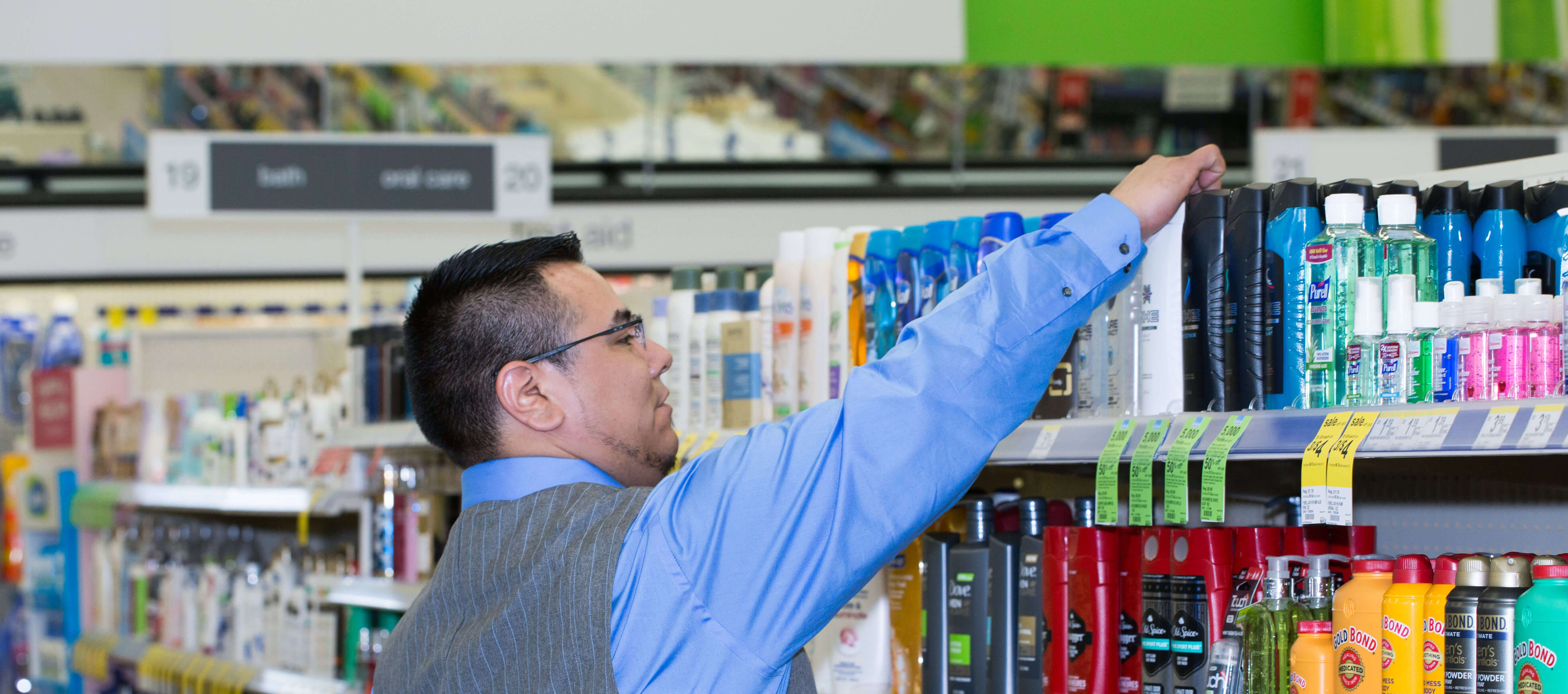 Instore career opportunities with WALGREENS