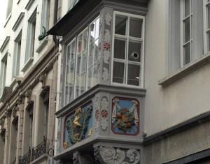 Oriel Window