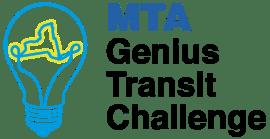 MTA Genius Transit Challenge logo