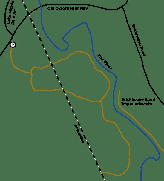 Triangle Birder's Guide: Flat River Impoundment