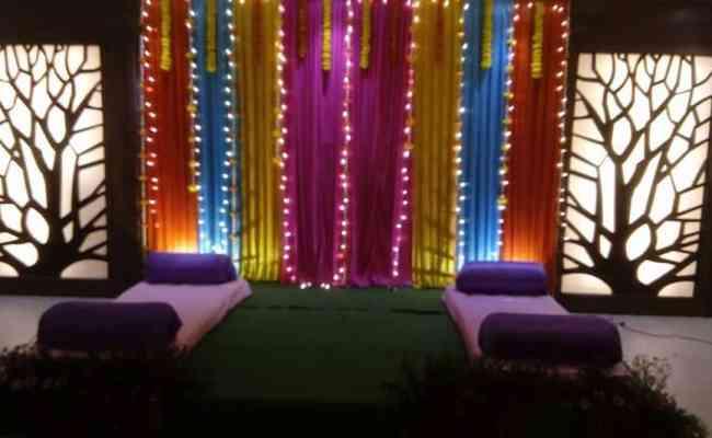 Unique Stage Decoration Tbg Bridal Store