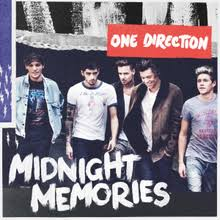 Image result for midnight memories 1d