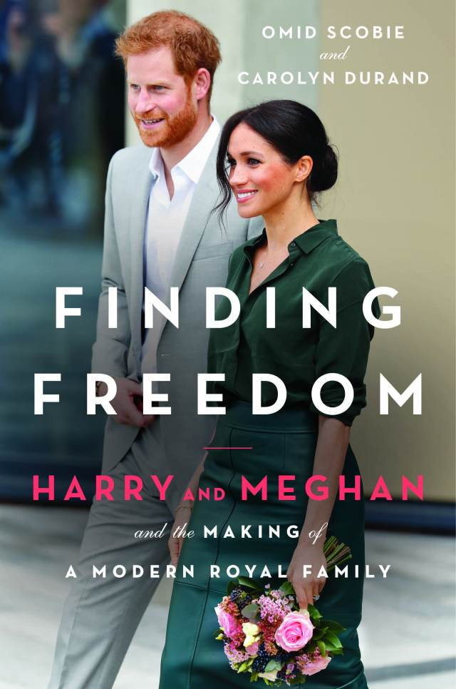 Harry and Meghan: Finding Freedom by Omid Scobie and Carolyn Durand will delight the couples fans