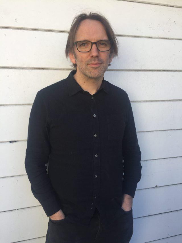 Exclusive: Simon Stephenson on his novel Set My Heart To Five