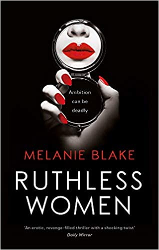 Melanie Blake reveals the cover for Ruthless Women