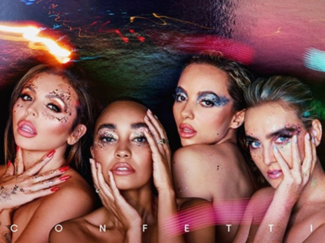 Get the Confetti ready to celebrate the release of Little Mix's 6th Album