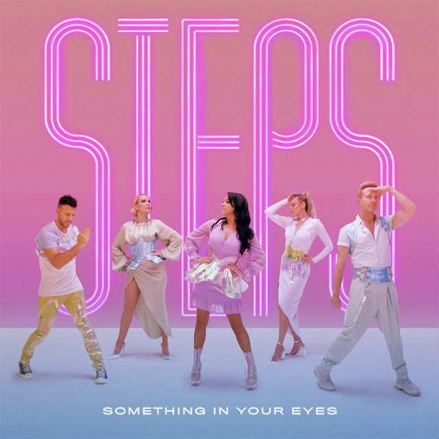 Steps reveal new single Something in your Eyes