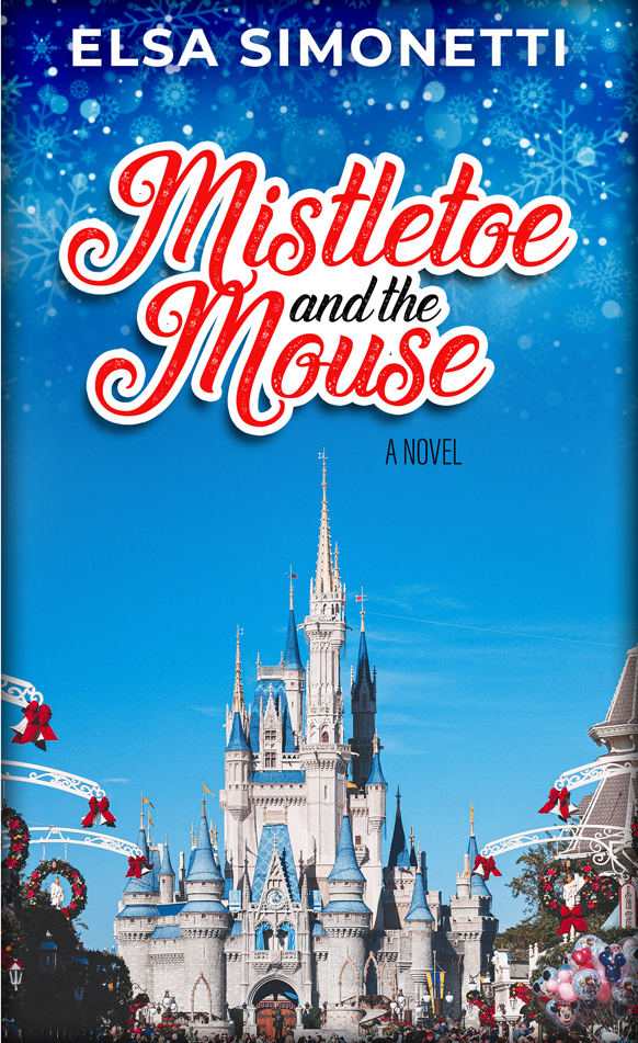 Mistletoe and the Mouse by Elsa Simonetti is a magical read