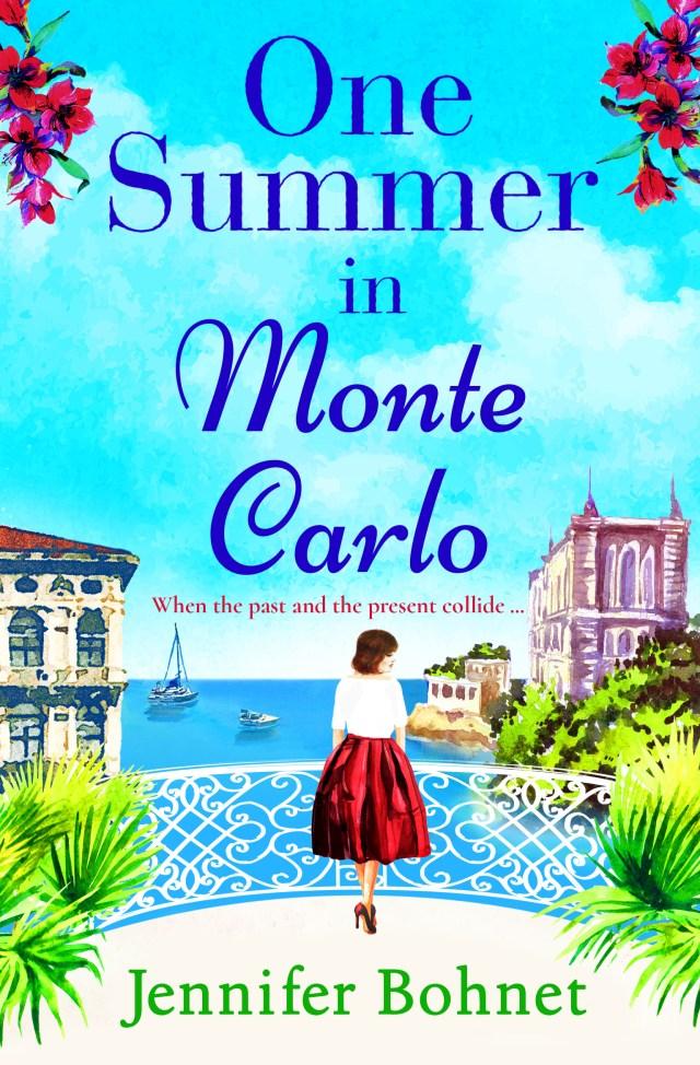 One Summer in Monte Carlo, heartwarming escapism from Jennifer Bohnet